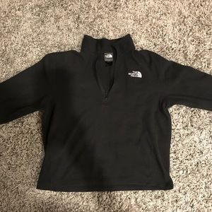 Black North Face fleece. Good condition.